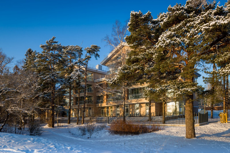 "ЖК ""Первая Линия Apartments Life Energy Resort""  - фото 19"