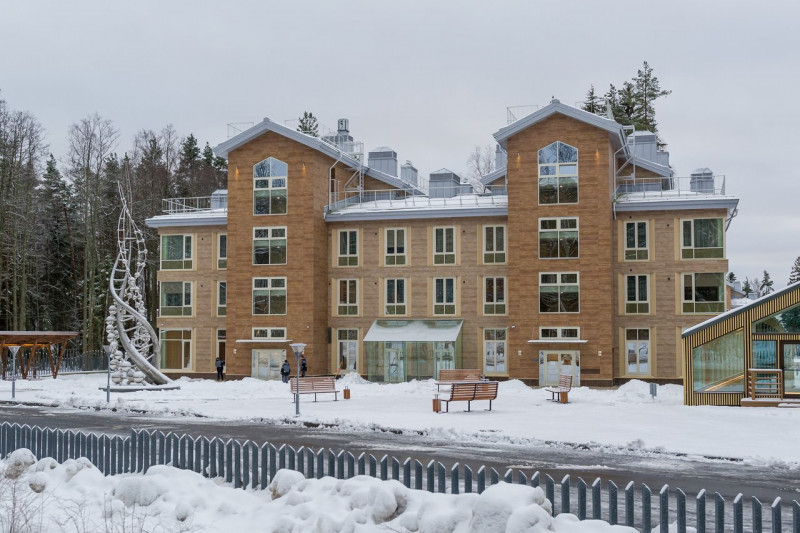 "ЖК ""Первая Линия Apartments Life Energy Resort""  - фото 21"
