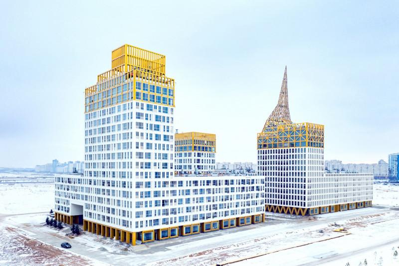 """ЖК """"Golden City"""" - фото 4"""