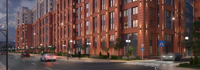 """ЖК """"Новый Лесснер"""" от Отделстроя - отзывы покупателей, цены и планировки  квартир, другое о жилом комплексе"""