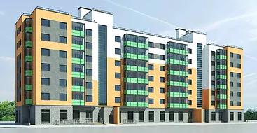 Квартиры в Дом в Сиверском на улице Военный городок в Ленинградской области, Гатчинский район