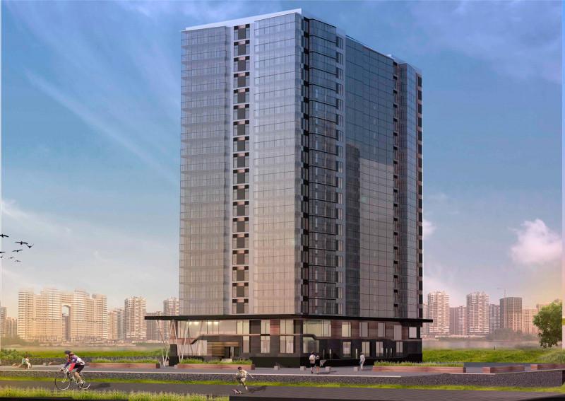 """Апарт-отель """"Vertical на Мужества"""" (Вертикаль) - фото 2"""