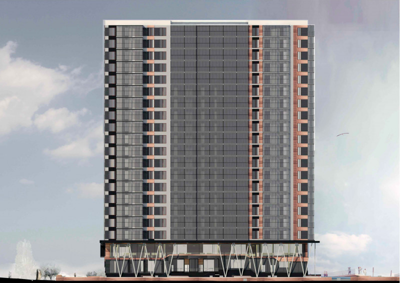 """Апарт-отель """"Vertical на Мужества"""" (Вертикаль) - фото 4"""