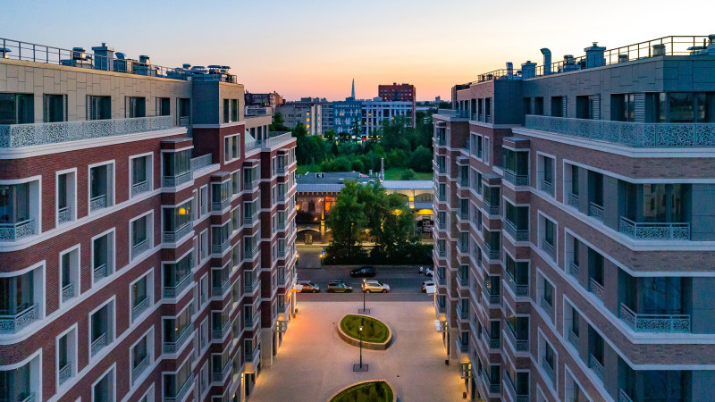 Квартиры в ЖК Botanica в СПБ, Петроградский район, метро Петроградская