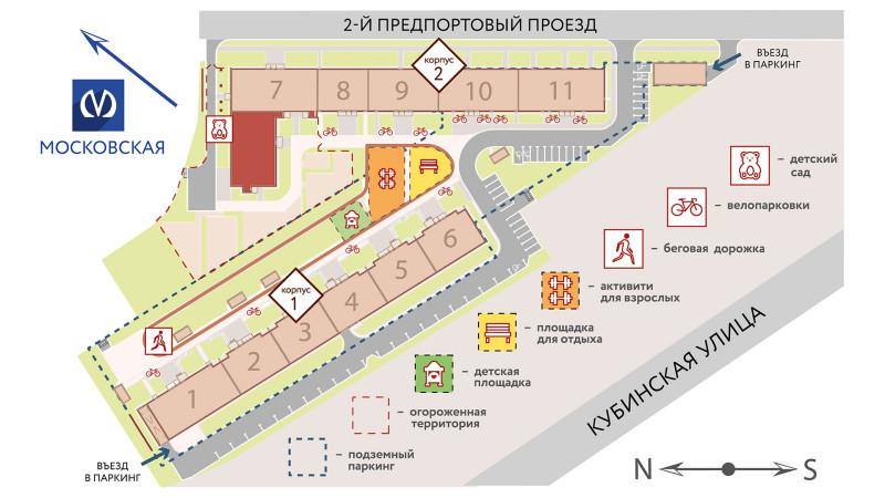 """ЖК """"Полис на Московской"""" - фото 3"""