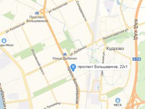 """ЖК """"Проспект Большевиков, 22"""""""