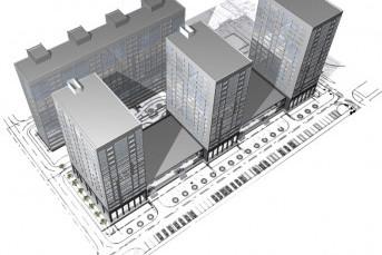 В Адмиралтейском районе построят новый жилой комплекс