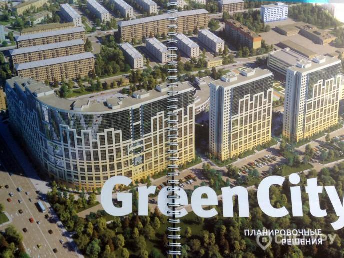 Green City – современный жилой комплекс в депрессивном месте. - Фото 33