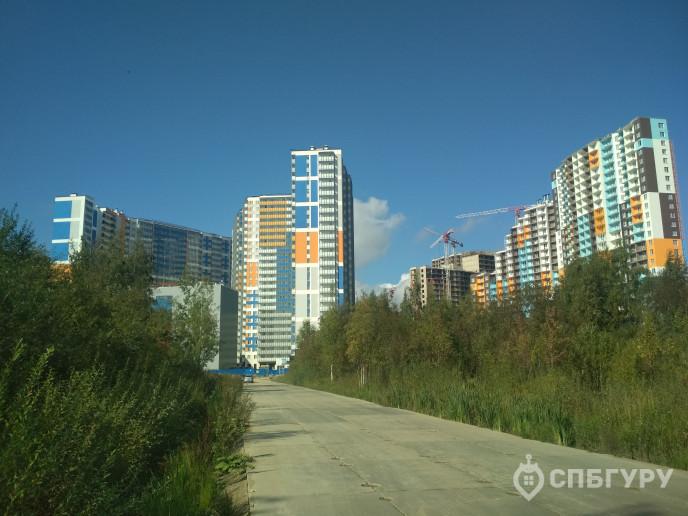 """ЖК """"Полис на Комендантском"""": маленькие квартирки в районе с большими планами - Фото 50"""