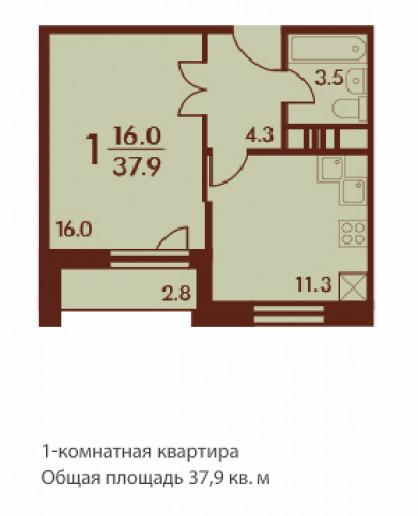 "ЖК ""Сокол"" у метро ""Девяткино"": птица счастья завтрашнего дня - Фото 21"