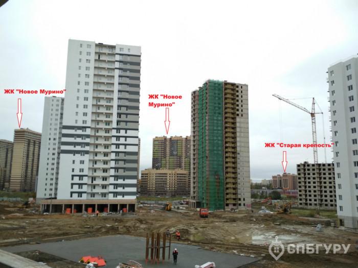 """ЖК """"Новая Охта 2"""": жилье с отделкой и городской пропиской за линией КАД - Фото 26"""