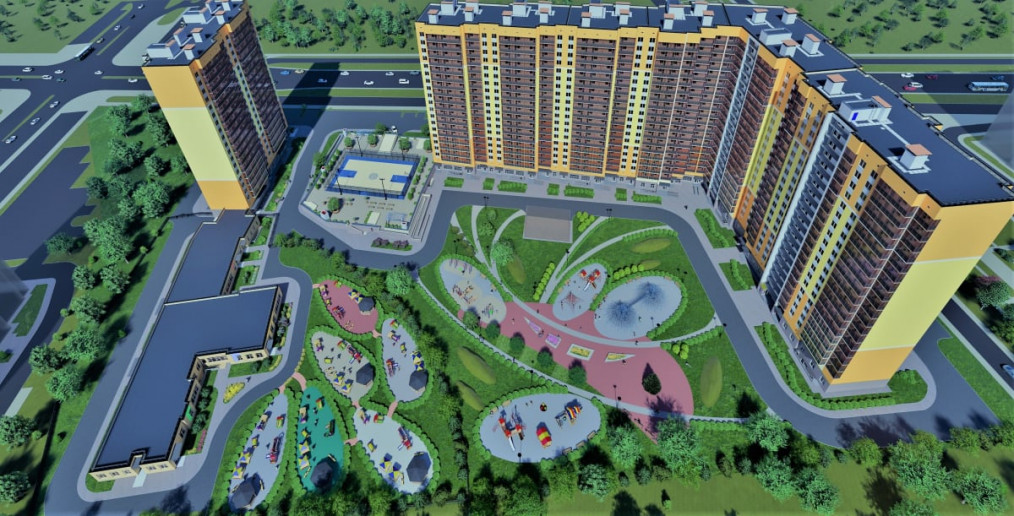 """ЖК """"Мурино Парк"""": солнечный комплекс с плюшками у метро - Фото 8"""
