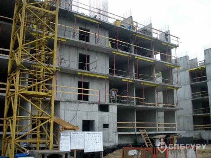 ЖК «Невские Паруса» -  стройка с видом на Неву от Setl City - Фото 15