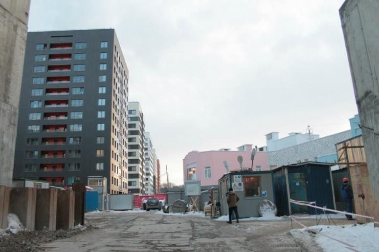 ЖК «Европа Сити»: крупный жилой комплекс от ЛСР на Петроградке - Фото 9