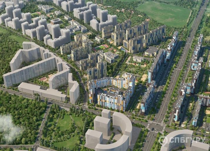 """ЖК """"Полис на Комендантском"""": маленькие квартирки в районе с большими планами - Фото 10"""
