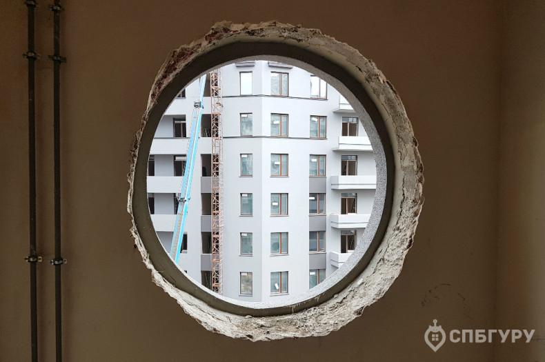 """ЖК """"Мендельсон"""": бизнес-класс с видом на заброшенную фабрику - Фото 24"""