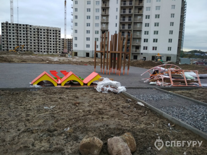 """ЖК """"Новая Охта 2"""": жилье с отделкой и городской пропиской за линией КАД - Фото 20"""