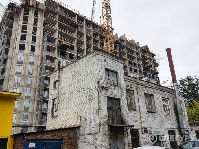 """ЖК """"Дом на набережной"""": проект, потеснивший новый мост через Неву - Фото 40"""