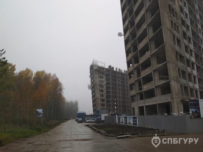 """ЖК """"New Time"""": диалог с природой под гул ЗСД - Фото 50"""
