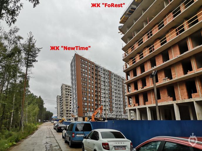 "ЖК ""FoRest"": под шум деревьев и ЗСД - Фото 43"