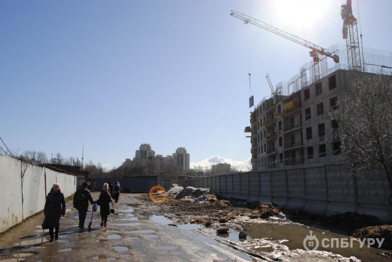 """ЖК """"Приморский квартал"""": корпуса вовсю строятся, а район не готов - Фото 39"""