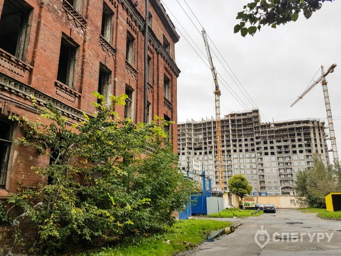 """ЖК """"Дом на набережной"""": проект, потеснивший новый мост через Неву - Фото 24"""