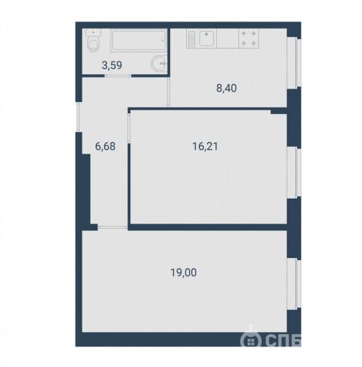 """ЖК """"Материк"""": маленькие квартиры в перенаселенном Мурино - Фото 10"""