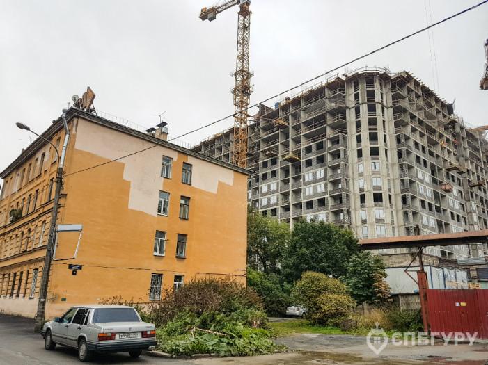"""ЖК """"Дом на набережной"""": проект, потеснивший новый мост через Неву - Фото 41"""