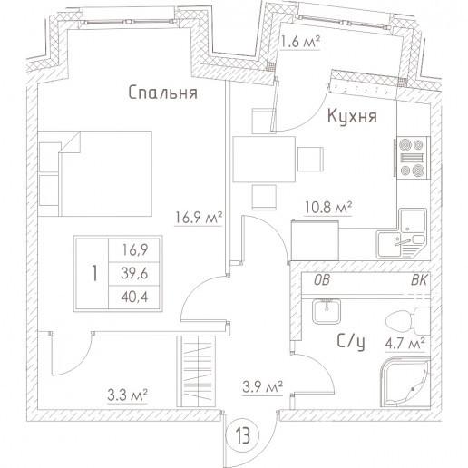 """ЖК """"Барселона"""": бизнес-класс с """"умными"""" квартирами - Фото 11"""