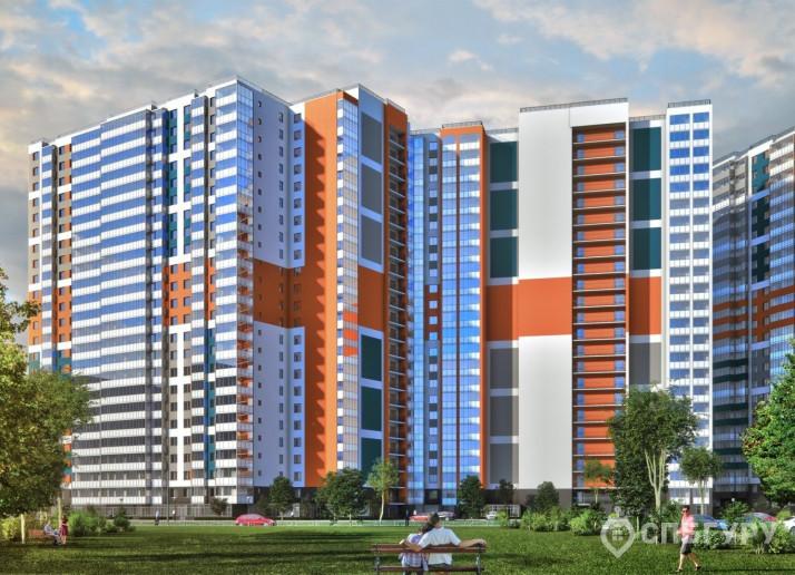 """ЖК """"Полис на Комендантском"""": маленькие квартирки в районе с большими планами - Фото 1"""