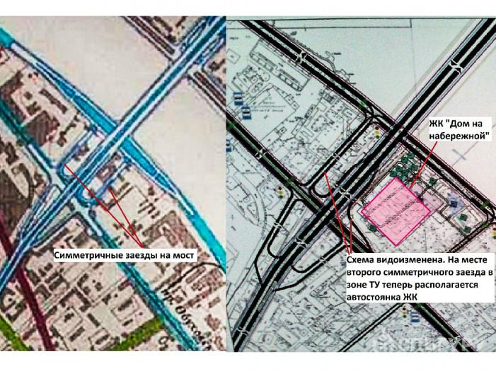 """ЖК """"Дом на набережной"""": проект, потеснивший новый мост через Неву - Фото 32"""