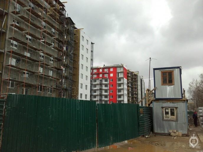"""ЖК """"Брусничный"""": три монолитных дома в Янино - Фото 18"""