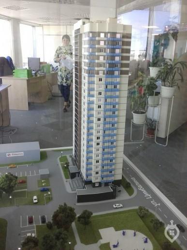 """ЖК """"Высота"""": 25-этажный дом на улице Цимбалина от компании, строившей олимпийские объекты в Сочи - Фото 39"""