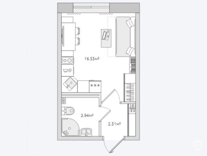 """ЖК """"ЦДС Полюстрово"""": дом размером с квартал - Фото 32"""
