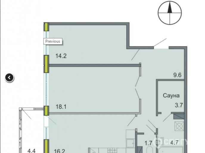 ЖК Тойве: переоцененный дом в очень специфичном месте - Фото 48