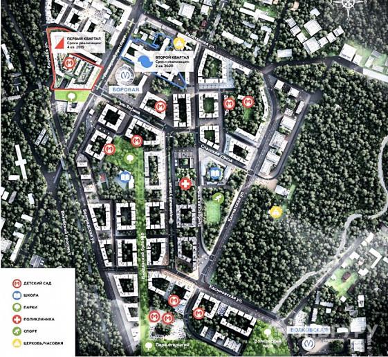 """ЖК """"Первый квартал"""": с чего начинается City на Лиговском - Фото 3"""