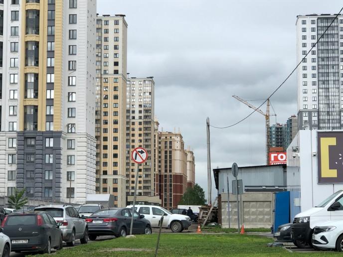 """ЖК """"Цивилизация на Неве"""": сталинский ампир в окружении промзоны - Фото 40"""