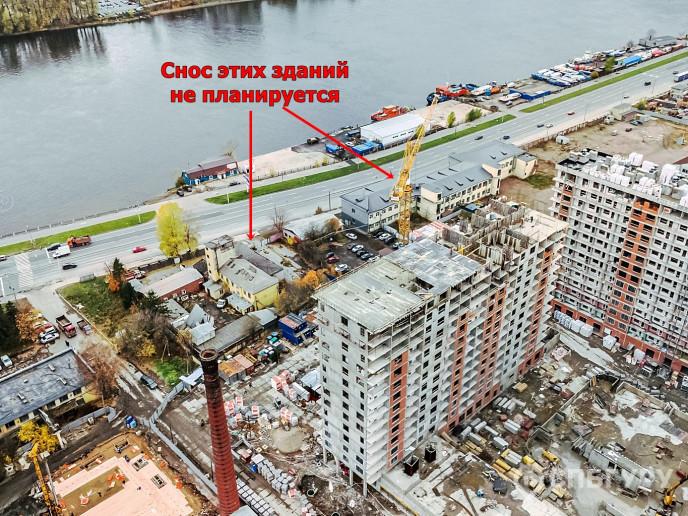 "ЖК ""PULSE на набережной"": тысячи квартир с отделкой вместо завода  - Фото 5"