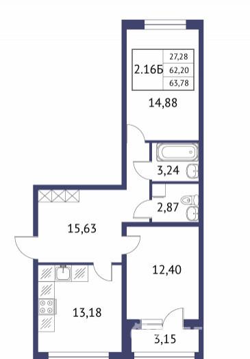 """""""Неоклассика"""": симпатичные малоэтажные дома при въезде в Пушкин - Фото 26"""