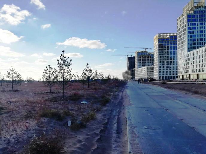 """ЖК """"Морская набережная"""": видовые квартиры среди песчаных дюн и бездорожья - Фото 17"""
