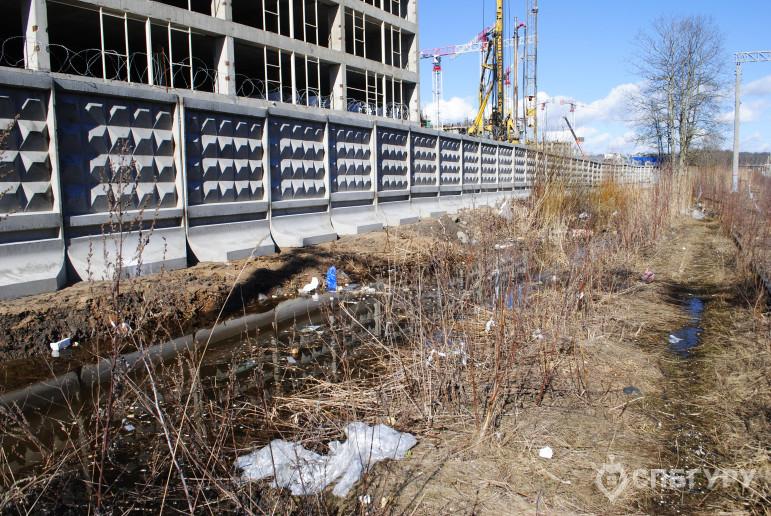 """ЖК """"Приморский квартал"""": корпуса вовсю строятся, а район не готов - Фото 38"""