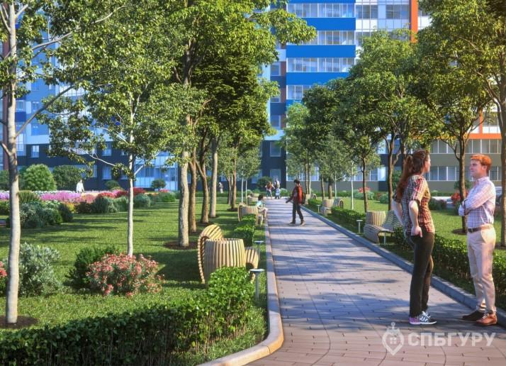 """ЖК """"Полис на Комендантском"""": маленькие квартирки в районе с большими планами - Фото 6"""