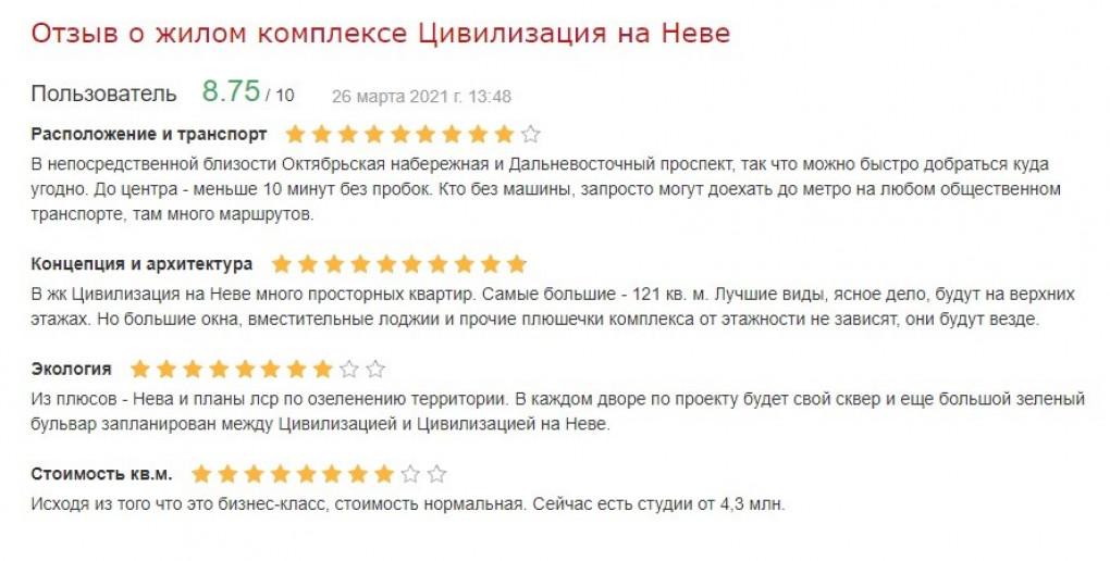 """ЖК """"Цивилизация на Неве"""": сталинский ампир в окружении промзоны - Фото 14"""