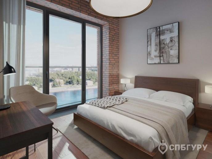 Docklands: стильные апартаменты с видом на Малую Неву - Фото 26