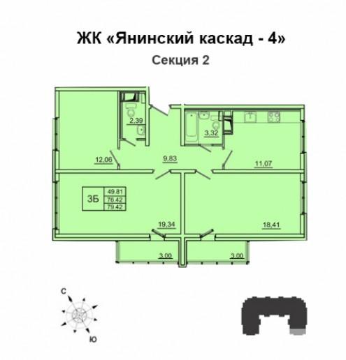 """ЖК """"Янинский каскад"""": неоднозначный проект в неоднозначном месте - Фото 25"""
