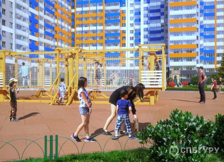 """ЖК """"Полис на Комендантском"""": маленькие квартирки в районе с большими планами - Фото 5"""