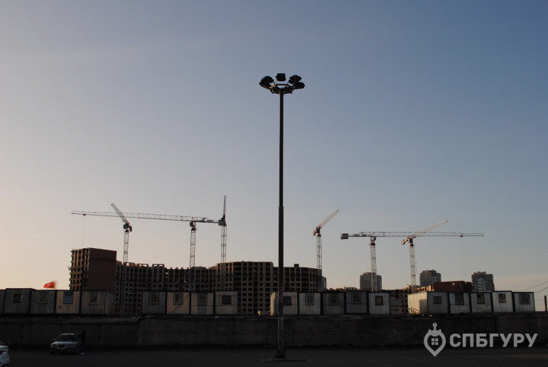 """ЖК """"Новое Купчино"""": в ожидании станции метро - Фото 10"""