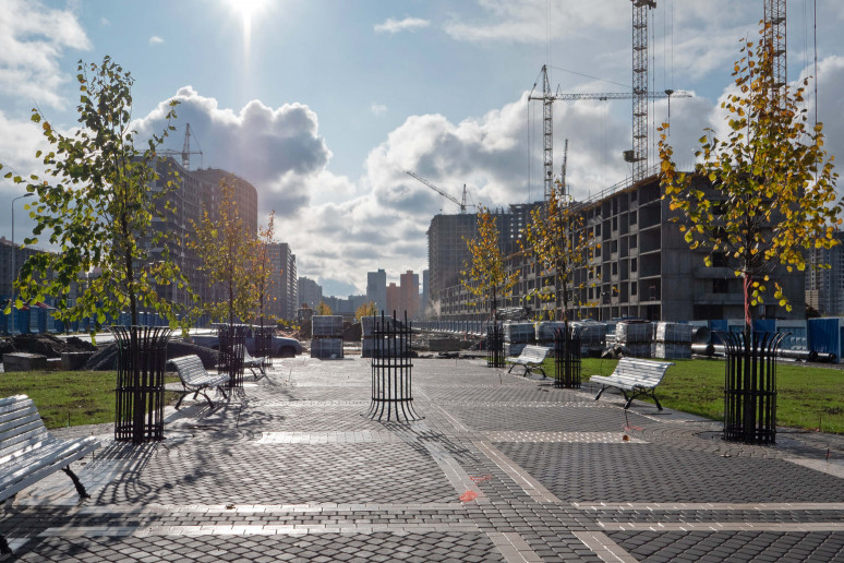 """ЖК """"Мурино Парк"""": солнечный комплекс с плюшками у метро - Фото 38"""
