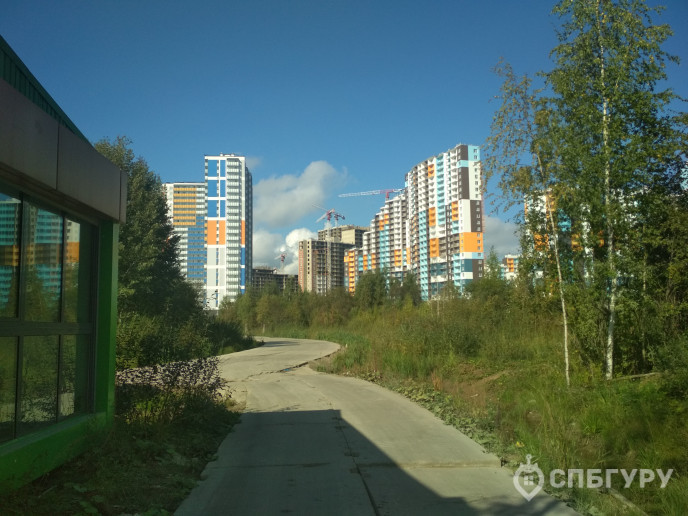 """ЖК """"Полис на Комендантском"""": маленькие квартирки в районе с большими планами - Фото 41"""