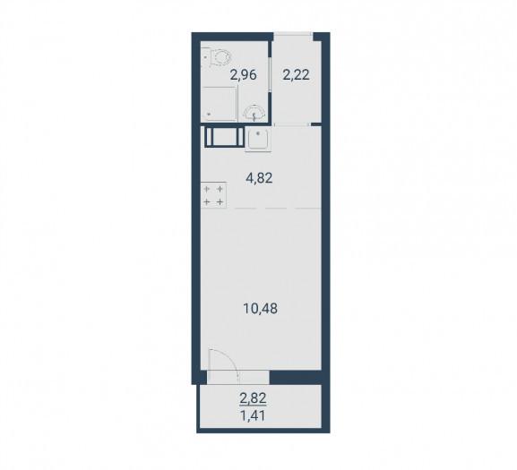 """ЖК """"Материк"""": маленькие квартиры в перенаселенном Мурино - Фото 5"""